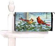 Cardinal Mailbox