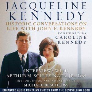 Review - Audiobook: Historical Conversations on Life with John F. Kennedy