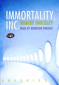 Review - Audiobook: Immortality, Inc. by Robert Sheckley