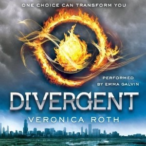 Review Audiobook Divergent Veronica Roth Under Apple Tree