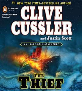 Review - Audiobook: The Thief by Clive Cussler