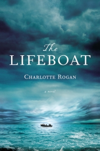 Book Cover for The Lifeboat by Charlotte Rogan