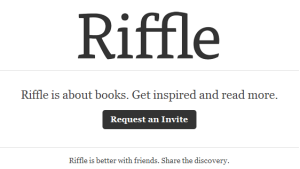 Riffle - Request an Invite