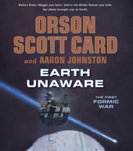 Review - Audiobook: Earth Unaware by Orson Scott Card