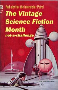 Vintage Sci-Fi Month
