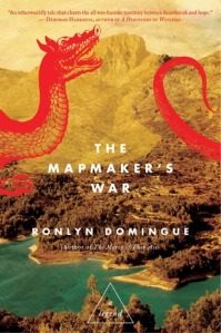 Mapmaker's War by Ronlyn Domingue