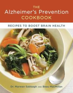 Alzheimers Prevention Cookbook