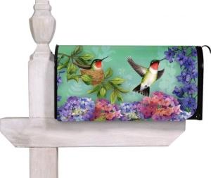 hummingbird mailbox