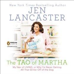 Tao of Martha by Jen Lancaster