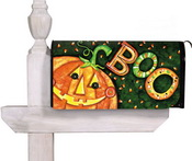 BooHalloweenMailbox