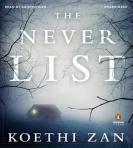 Never List by Koethi Zan